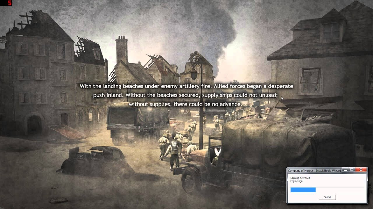 Company Of Heroes Installation And Laptop Problem Fix Failed To Find Supported Hardware Youtube