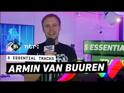 """Armin van Buuren:""""If you wake me up with In The Air Tonight by Phil Collins I'm happy""""