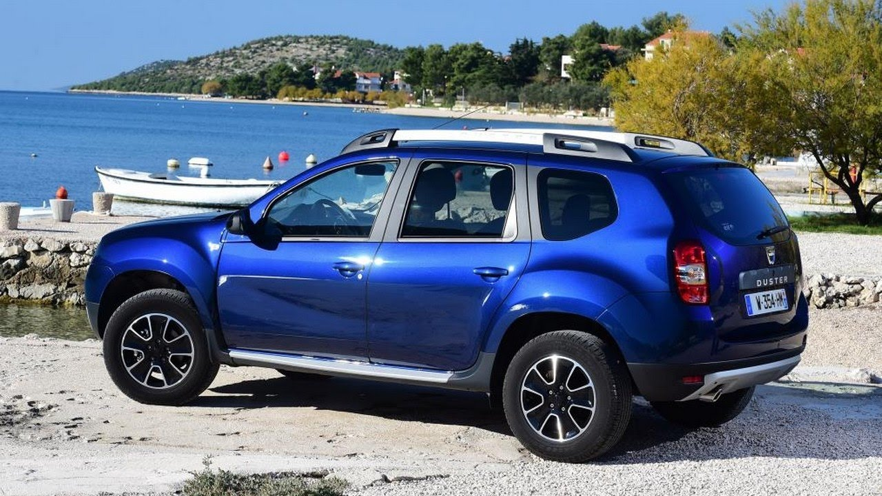 2017 dacia duster facelift hd youtube. Black Bedroom Furniture Sets. Home Design Ideas