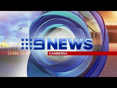 Nine News Canberra - Montage (6/2/2017)