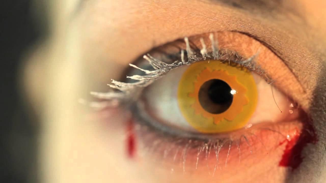 Prescription Halloween Contact Lenses