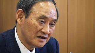「全力でコロナ対策、その後V字回復めざす」菅義偉氏