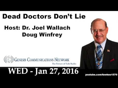 Why Doctor's Have Been Demonizing Fats and Dairy 1/27/2016 Audio Podcast