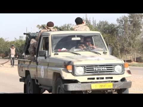 Islamic State, Libyan militia clash in Sirte