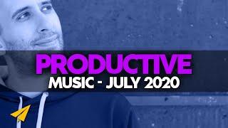 Productive Music Playlist | 2 Hours Mix | July 2020 | #EntVibes