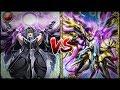 Thanatos VS Loki - Voluntad avasalladora