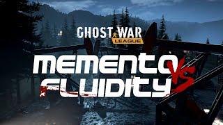 GHOST WAR PRO LEAGUE TOURNAMENT | MEMENT0 vs FLUIDITY | Ghost War Pro League Tournament
