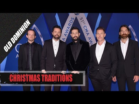 Old Dominion Share How the Celebrate Christmas