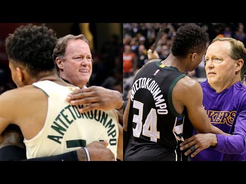 Giannis Antetokounmpo & Mike Budenholzer Are A Match Made In Heaven