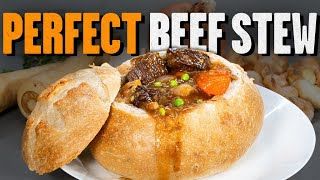 The Best Beef Stew You'll Ever Eat