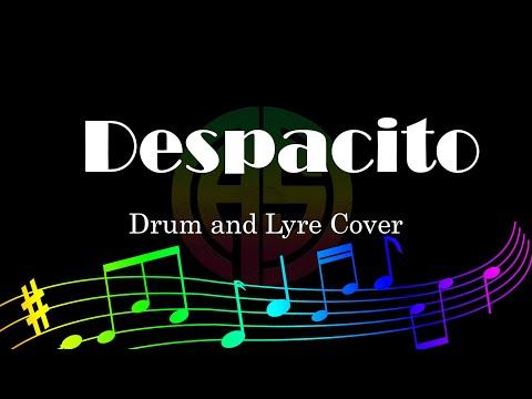 Despacito - Kalibo Ati-Atihan Festival Music and Drumbeats - Drum and Lyre Cover