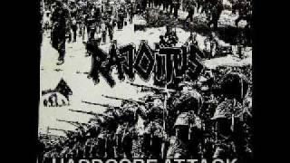 RAJOITUS -  Ei Kukaan, Ei Mitään 1985 (HardCore PunK SWE)