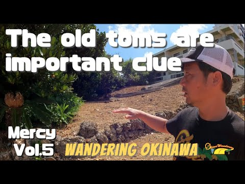 Download The old Okinawan traditional tombs could be the important clue for finding Mercy traces!