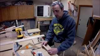 Pen Blank Cutting Jig-bandsaw