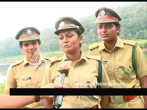 Women forest  patrolling team appointed in Periyar Tiger Reserve