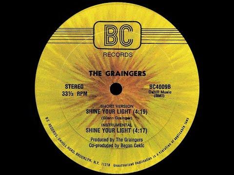 The Graingers - Shine Your Light