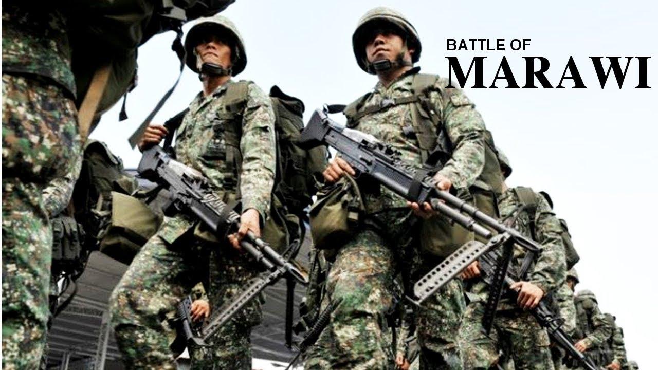 マラウィ の 戦い