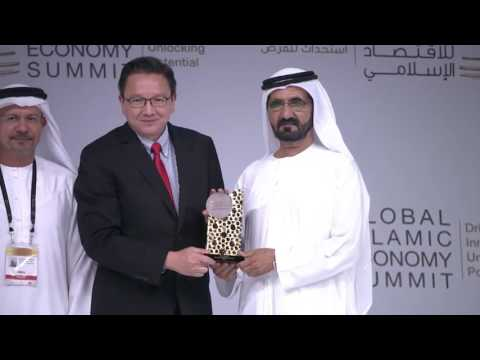Islamic Economy Awards 2015