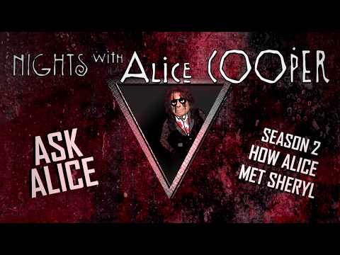 Ask Alice 21 - How Alice Met Sheryl