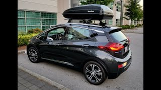 2017 Chevrolet Bolt EV - Needs More Storage?