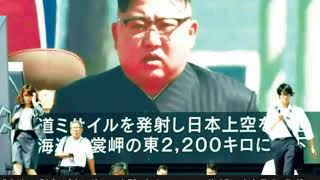 Japan sees North Korea as an 'imminent' threat