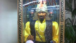 Repeat youtube video ZOLTAR (the gypsy) in Las Vegas