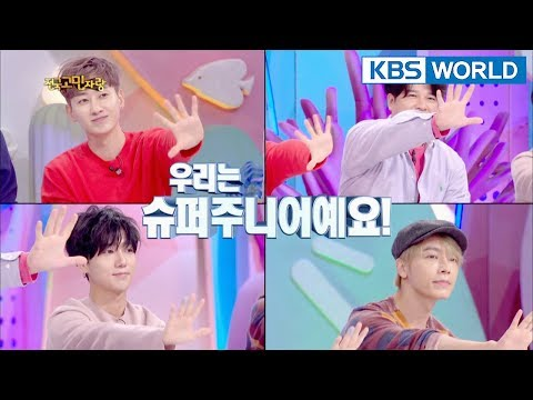 Guests: Super Junior-Yesung, Shindong, Eunhyuk, Donghae[Hello Counselor/SUB : ENG,THAI / 2018.01.29]