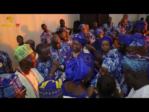 K1 DE ULTIMATE'S SPECIAL RENDITION FOR EBUMAWE OF AGO IWOYE (Nigerian Music & Entertainment)