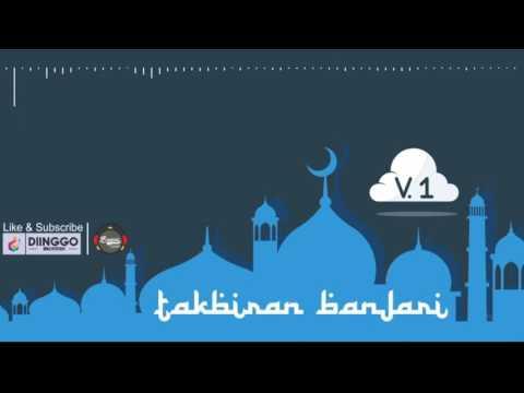 Takbiran Versi Al-banjari - Banjari Cover