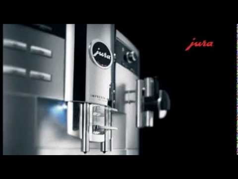 jura impressa xs95 coffee machine youtube. Black Bedroom Furniture Sets. Home Design Ideas