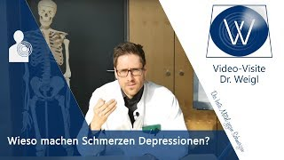 TABUTHEMA Schmerzen durch Depression, Depression durch Migräne, Fibromyalgie, chronische Schmerzen