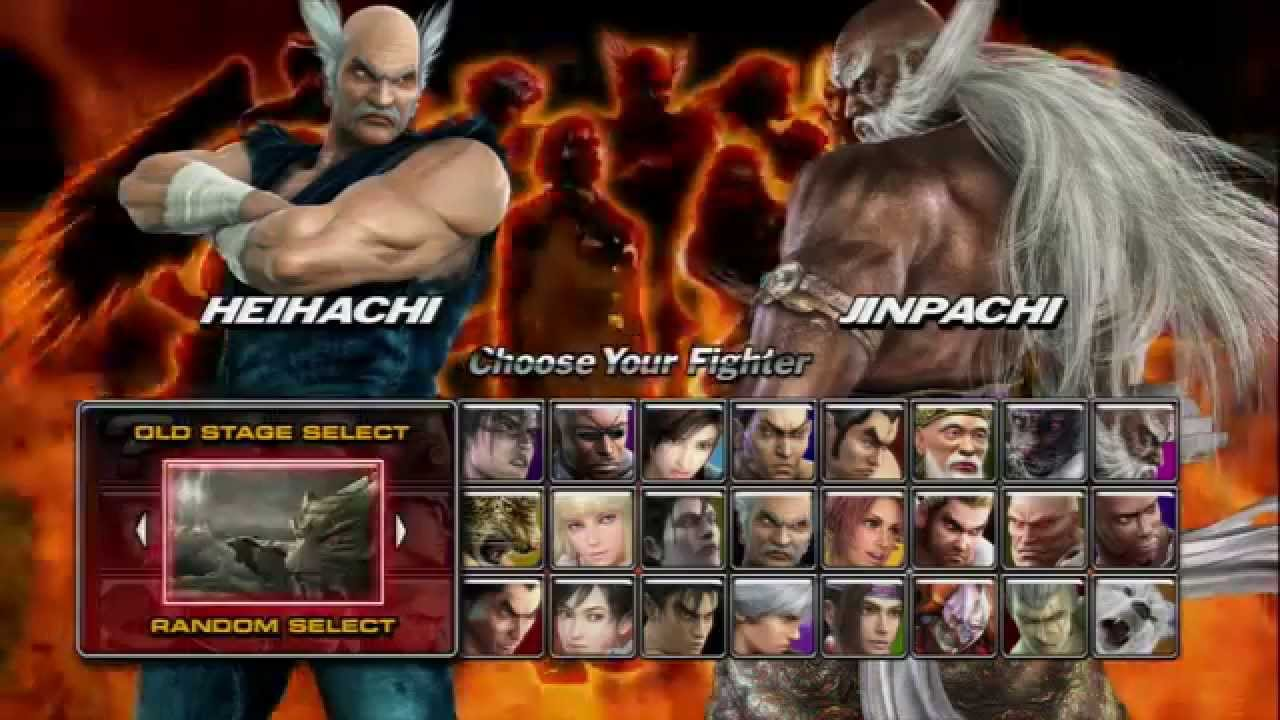 5 dark resurrection tekken
