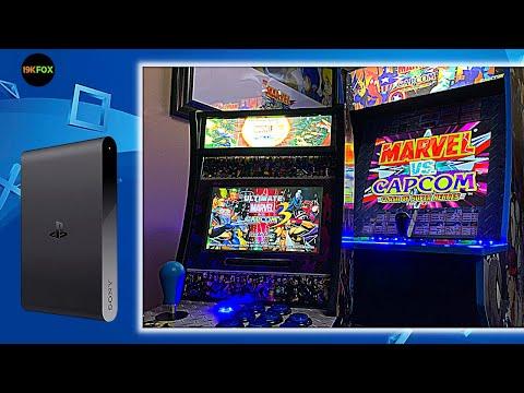 Marvel Vs Capcom 3 Arcade1up CounterCade from 19kfox