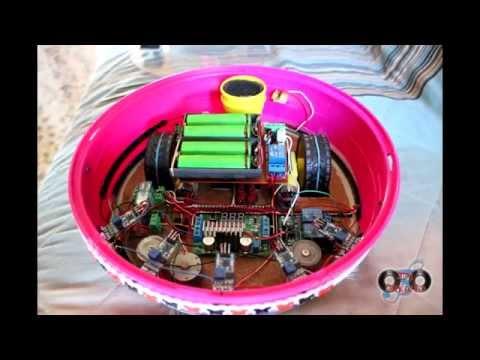 Robot Aspirapolvere fai da te 1.0 by Dj Angelo Production