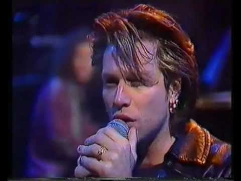 Bon Jovi - Bed of Roses (acoustic / Melbourne 1992)