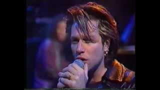Bon Jovi - Bed of Roses (acoustic / Melbourne 1992)