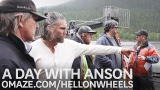 A Day in the Life of Anson Mount
