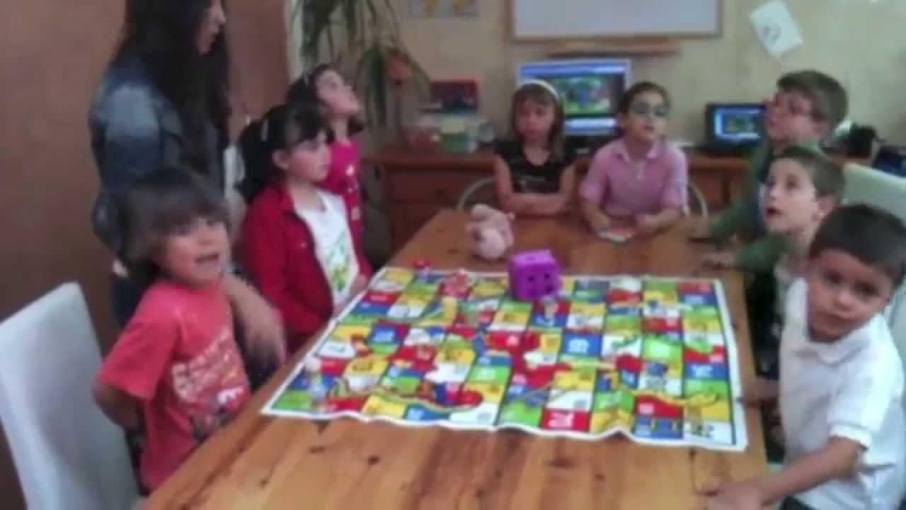 Juegos De Mesa Para Aprender Contar En Clases De Ingles Divertidos