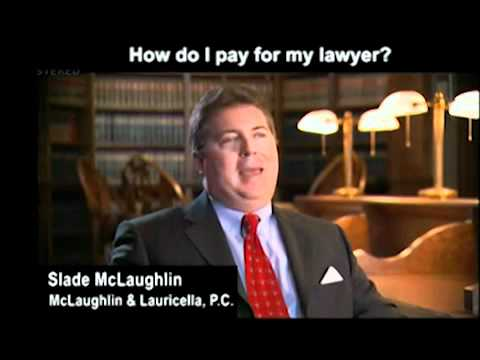 Slade McLaughlin explains what how a lawyer may be compensated.