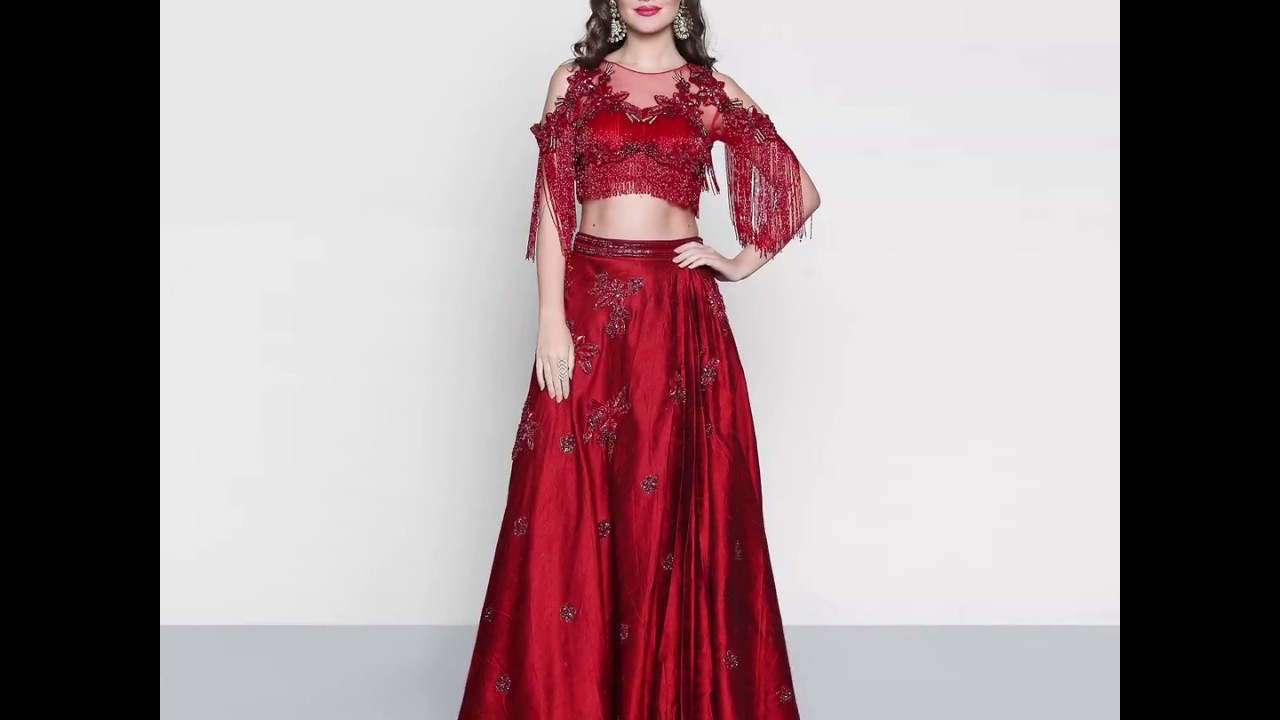 Rent Latest Designer Wear Online | Rent Designer Dresses | Indo ...