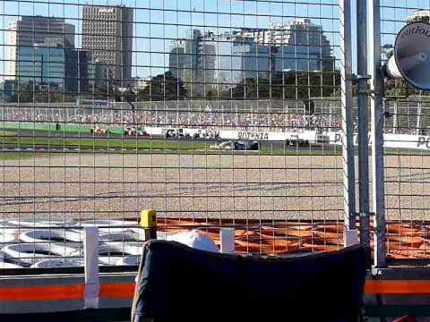 F1 Grand Prix Melbourne 2009 122