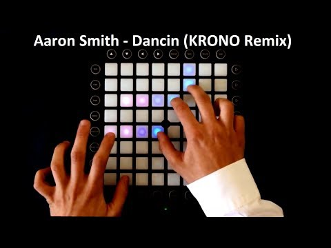 Aaron Smith - Dancin KRONO RemixR3MAX