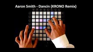 aaron smith - dancin (krono remix) palco mp3