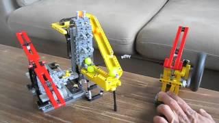 Moteur à inertie Lego