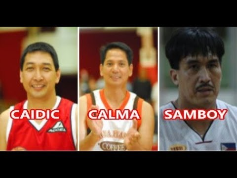 1985 RP Team: Last Asian Champs from the Philippines