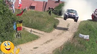 (1)WRC TRIBUTE 2018: Maximum Attack, On the Limit, Crashes & Best Moments!!!!!!!👍
