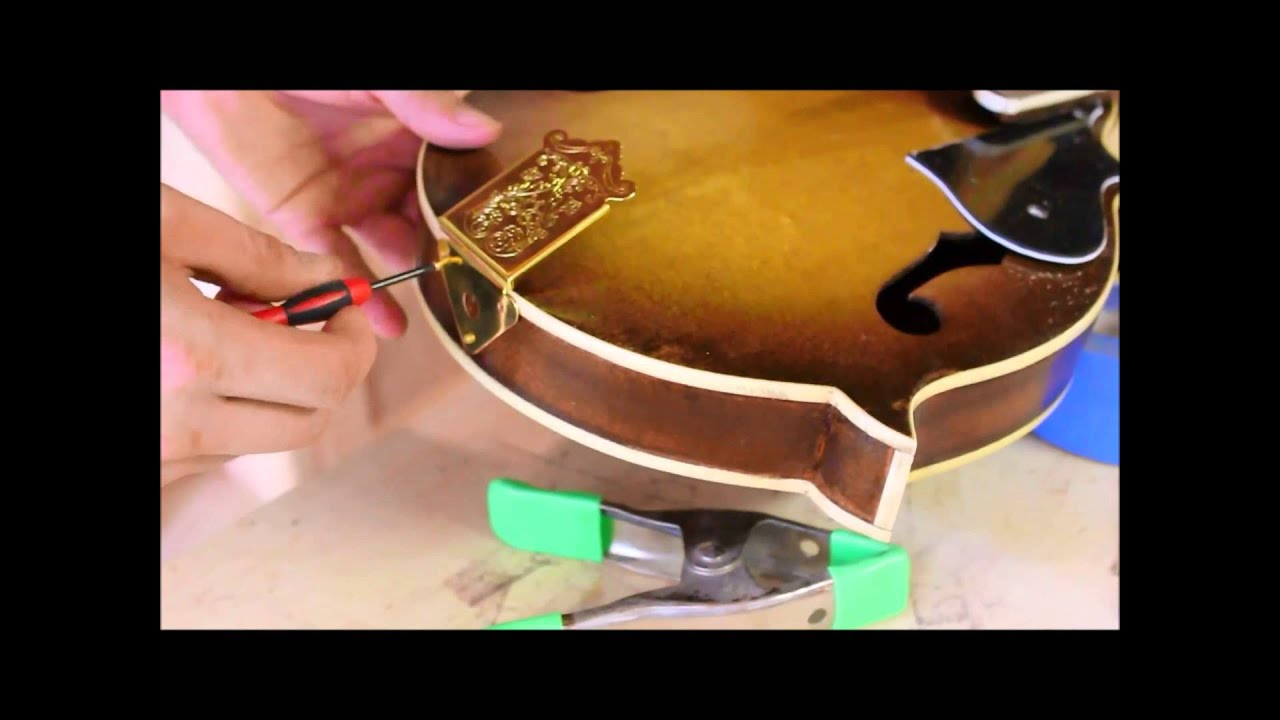 F style acoustic mandolin build kit patrick hosey youtube solutioingenieria Image collections