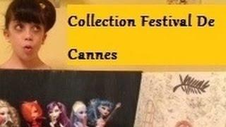 Les Monster high au festival de Cannes