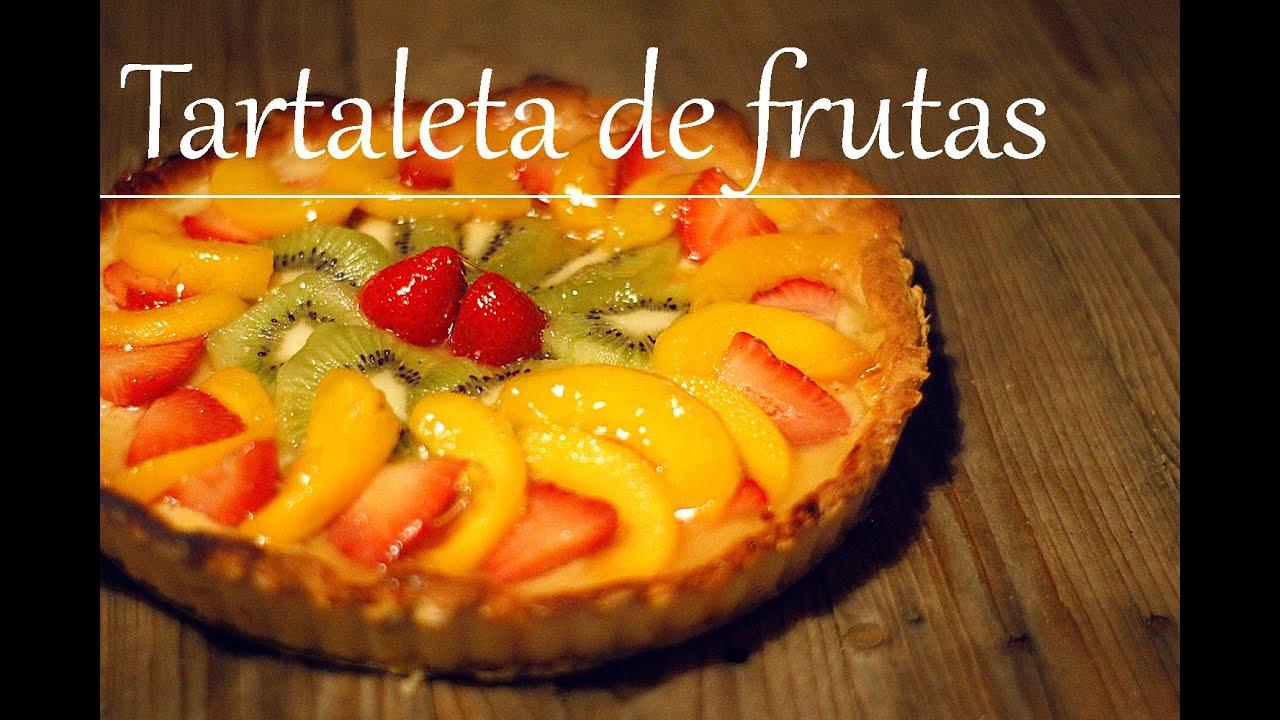 Image Result For Receta Tarta De Frutas Facil