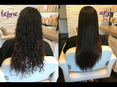 ALL ABOUT MY KERATIN HAIR TREATMENT